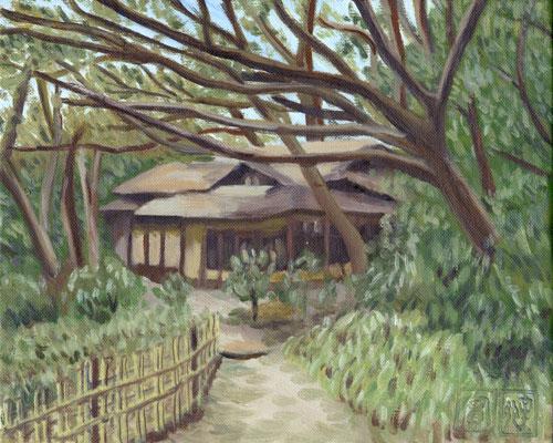 東京都庭園美術館
