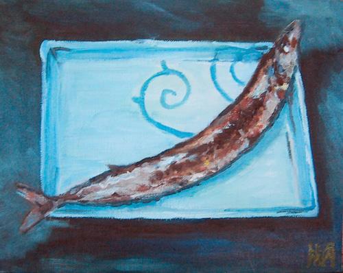 オリジナル-秋刀魚