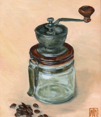 オリジナル-コーヒーミル