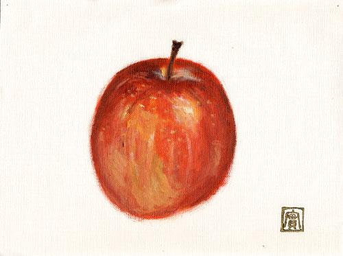 オリジナル-ころがるりんご