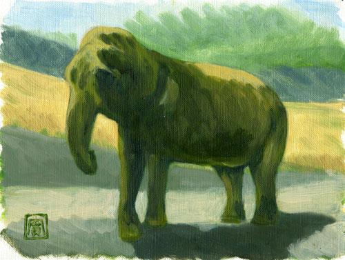 オリジナル-インドゾウ