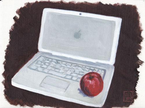 オリジナル-リンゴの共演