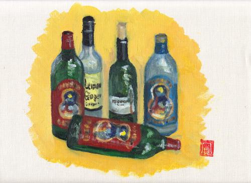 オリジナル-ひと冬のアルコール