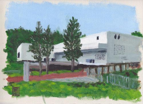 オリジナル-青森県立美術館